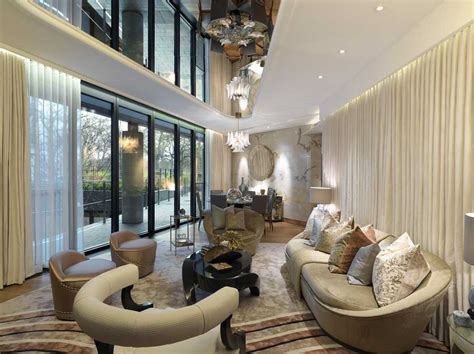 One Hyde Park Interior by One Hyde Park Knightsbridge Flats E Architect