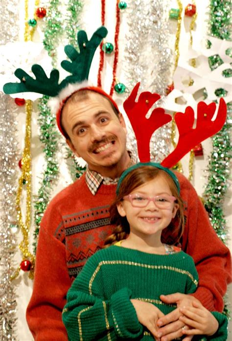 christmas photo booth ideas 50 sweater ideas oh my creative
