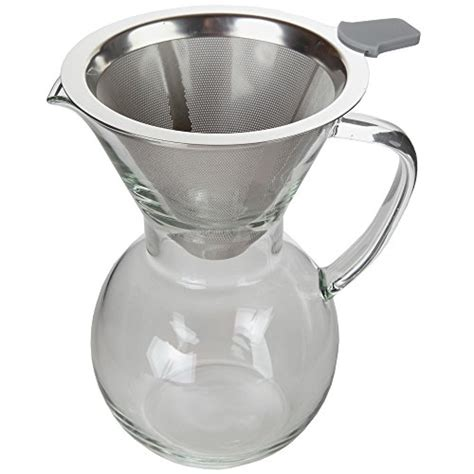 Coffe Pot 1200ml Potabelo compare price drip coffee glass carafe on statementsltd