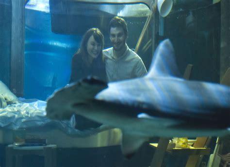 underwater bedroom paris aquarium s underwater bedroom