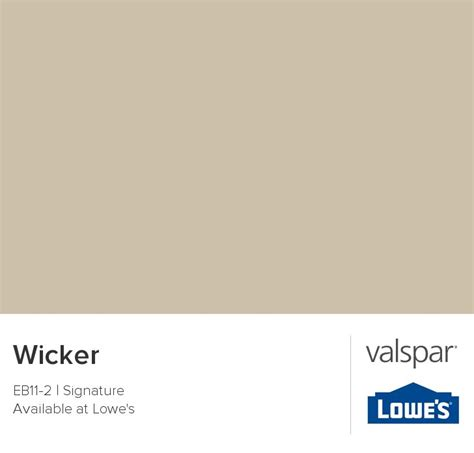 wicker valspar paint for the home