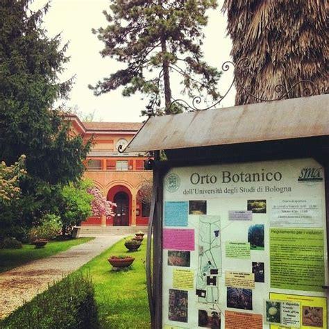 giardino botanico bologna italian botanical heritage 187 orto botanico dell universit 224
