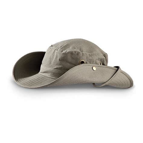 up hat henschel 174 packable canvas snap up hat 223537 hats caps at sportsman s guide