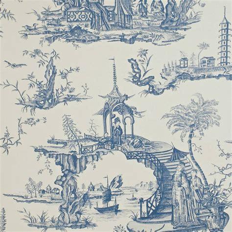wallpaper toile blue stairway to heaven wallpaper stone blue degtsh101