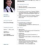 Lebenslauf Schweiz Kurzprofil Lebenslauf Muster Und Vorlagen Kostenlos