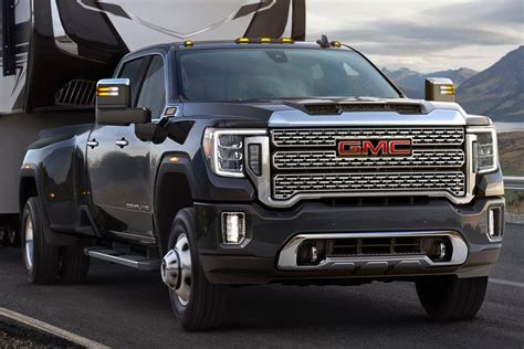 2020 Gmc Yukon Forum by 2020 Gmc Hd Leaked Prior To Official Reveal Gm