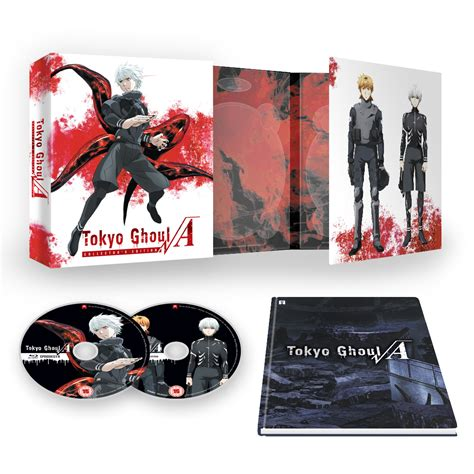 Tokyo Ghoul 05 Limited Edition tokyo ghoul a season 2 arrives on 13th june all the anime