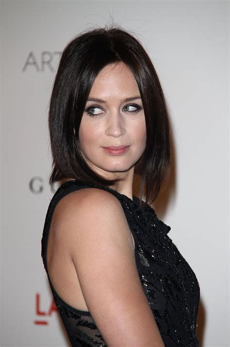 emily blunt hairstyles emily blunt hairstyle trendy hairstyles 2014