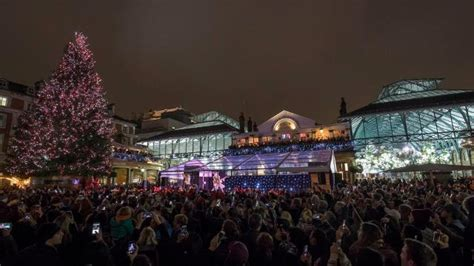 covent garden christmas lights what s on visitlondon com