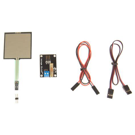 1 5 inch sensing resistor fsr robotgeek 1 5 inch fsr kit kit s 20 1000 fsrkt15