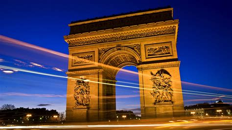 le arc arc de triomphe wallpaper hd wallpapers