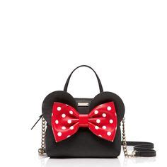 Bagus Bangett Kate Spade New York Maise minnie mouse mice and the dot on