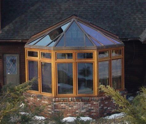 victorian conservatory octagon house