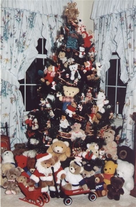 teddy bear christmas tree oh christmas tree oh