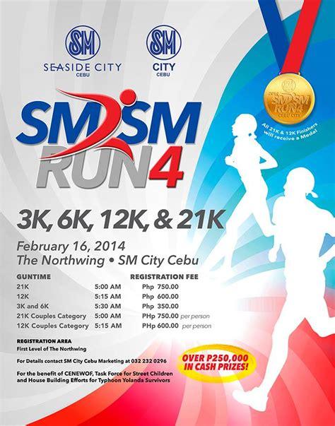 Sm Run sm 2 sm sm city cebu s run year 4 everything cebu
