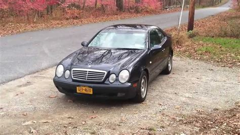 Mercedes Clk320 Review 1999 Mercedes Clk320 Review And Test Drive Doovi