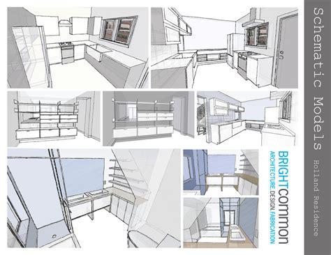 schematic design building layout schematic design model elizabeth wotring archinect