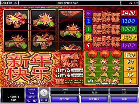 to play at new years best slots to play new year money slots