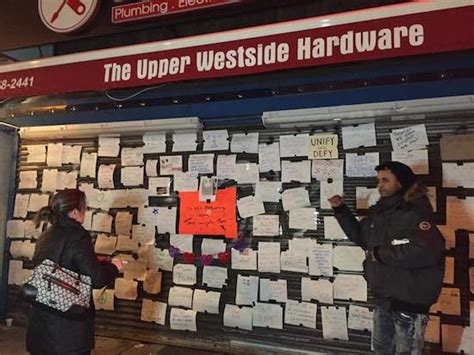 West Side Hardware Stores West Side Rag 187 Uws Hardware Store Closes In Solidarity