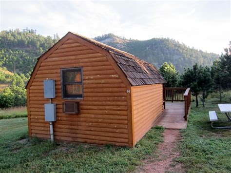 Custer State Park Cing Cabins by Spearfish Creek Tenkara Ambassador