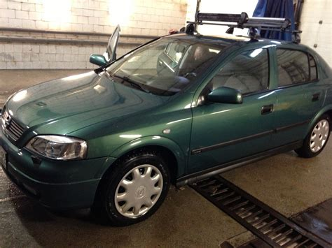 opel green 171 green car 187 astra opel cars carlook