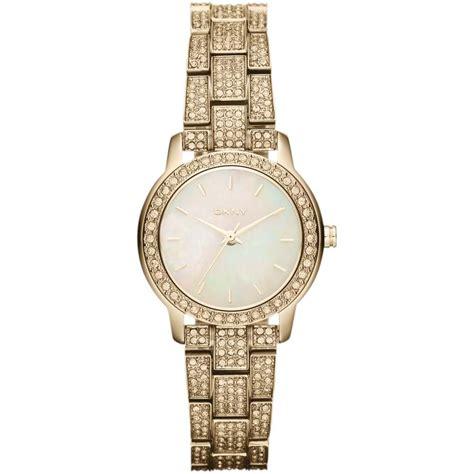 gold ip park ave set bracelet ny8685