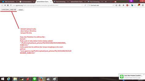 tutorial bobol website cara hack bobol website paling mudah 100 work nhnotes