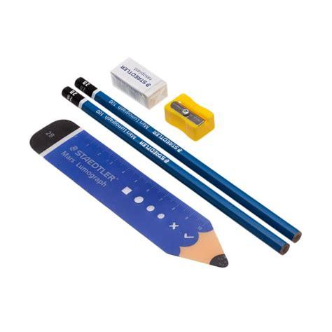 Paket Hemat Mpasi 15 500ml jual staedtler paket ujian hemat perlengkapan alat tulis harga kualitas terjamin