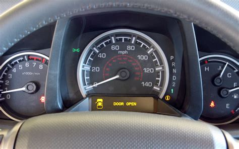 2009 honda ridgeline gauge cluster photo 10