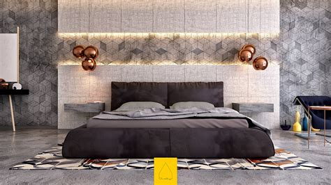 How To Design Your Bedroom Wall by 7 Bedrooms With Brilliant Accent Walls