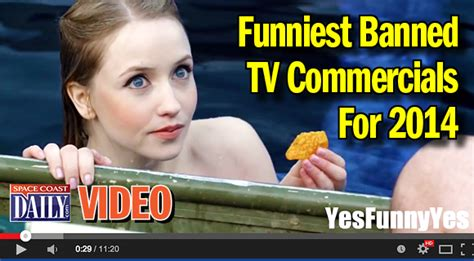 Tv Commercials Should Be Banned Essay by Funniest Banned Tv Commercials For 2014