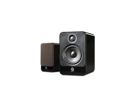 Q Acoustics 2010i Hitam Gloss q acoustics 2010i speakers black gloss hi fi uredjaj cena