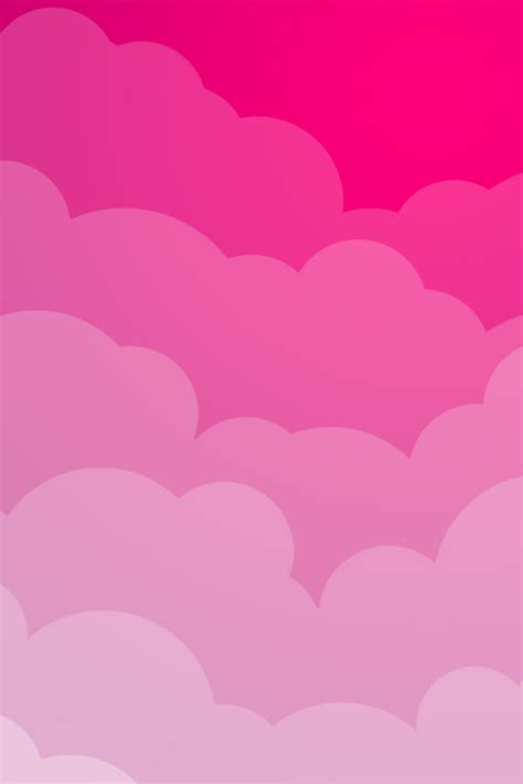 Wallpaper Pink Hd Iphone | cute pink color hd wallpaper image picture for your iphone