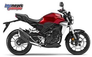 2018 Honda CB300R   143kg wet   USD forks   31hp   MCNews