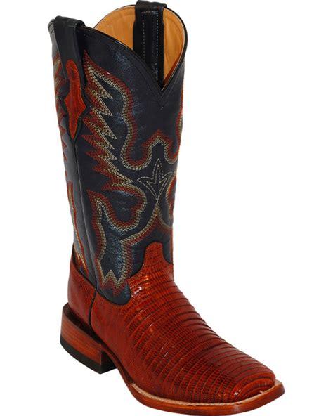 lizard boots ferrini s teju lizard western boots boot barn