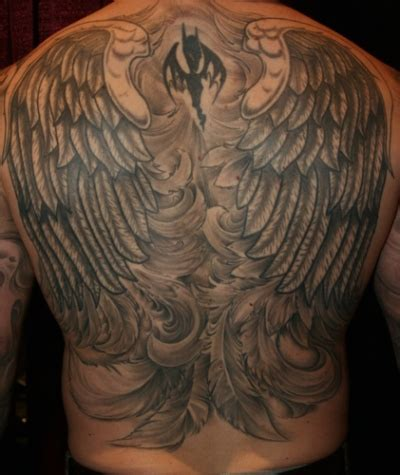 small wing tattoos on back small wings on back neck 187 ideas