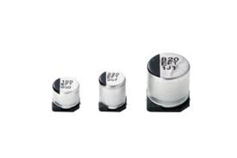 surface mount ceramic capacitor polarity capacitors