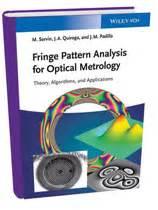 pattern analysis reviewer fringe pattern analysis for optical metrology theory