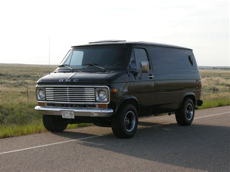gmc vandura history photos on better parts ltd