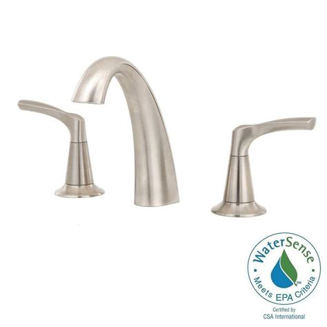 Water Saving Bathroom Faucets by Kohler Mistos 8 In Widespread 2 Handle Water Saving