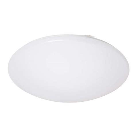 Eti 00887 12 Quot 14 Watt 100 277 Volt 4000k Round Flush 12 Volt Led Ceiling Light Fixtures
