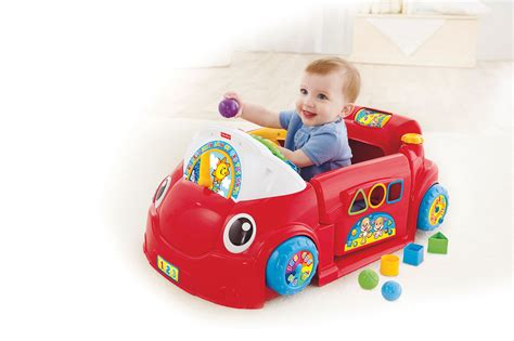 fisher price fisher price canada inc fisher price laugh learn revs up baby learning with new