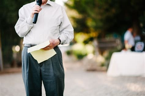The Dos and Don'ts of a Best Man Speech   A Practical