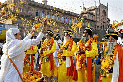 the blissful celebrations of guru nanak dev ji s prakash utsav