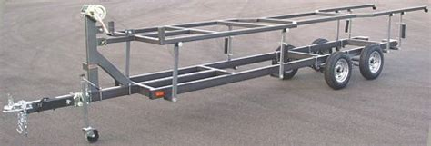 pontoon boat trailer hitch pontoon trailer