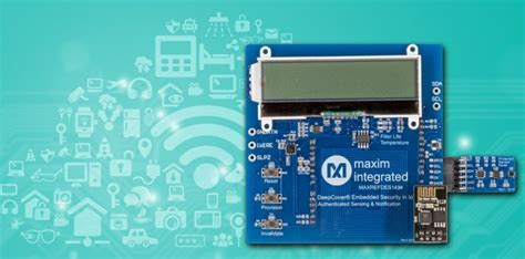 maxim integrated products reach statement industrial iot reference design for fast development