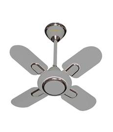 Small Ceiling Fans 24 Inch Havmore 24 24inch Decorative Four Blade Silver Celing Fan