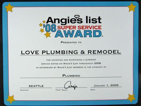 Angies List Plumbing by Angies List Deb Benedict Woodinville Wa