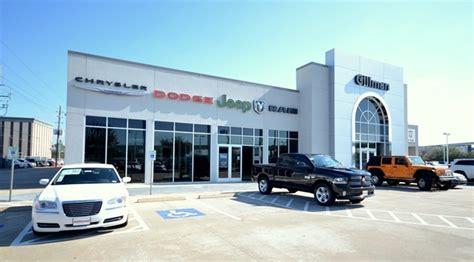 Houston Jeep Dealer Gillman Chrysler Jeep Dodge Ram In Houston Tx 77099