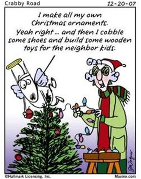 plowing through life maxine christmas cartoons part 2
